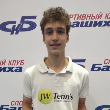 Dawid Lewandowski osiągnął finał w turnieju TE12 kat.1 w Rosji
