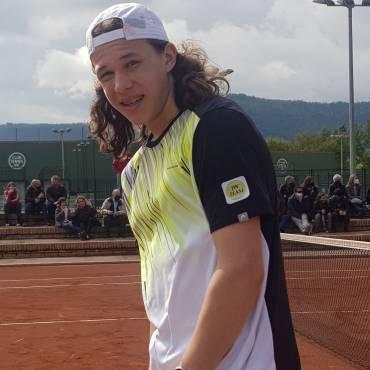 Tomasz Berkieta – Mistrz kategorii I